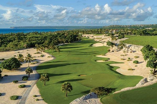 Golf Course in Cap Cana